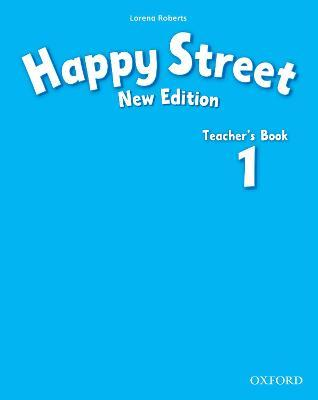 Happy Street: 1 New Edition: Teacher's Book