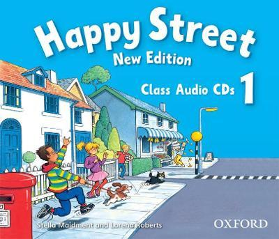 Happy Street: 1 New Edition: Class Audio CDs