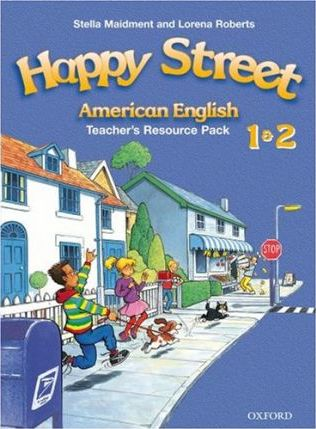 American Happy Street 2: Teacher's Resource Pack (Levels 1 and 2)