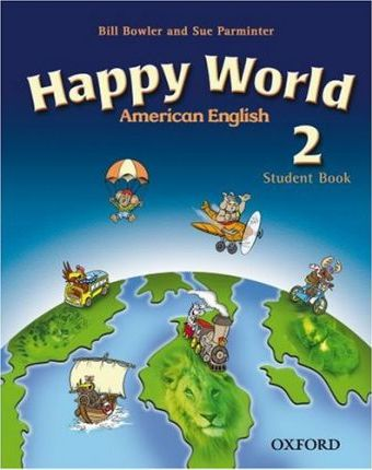 American Happy World 2: Student Book with MultiROM