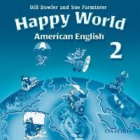 American Happy World 2: Audio CDs (2)