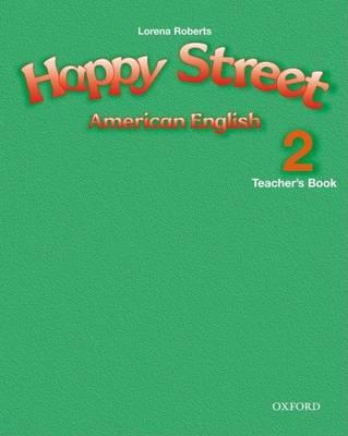 American Happy Street 2: Teacher's Book