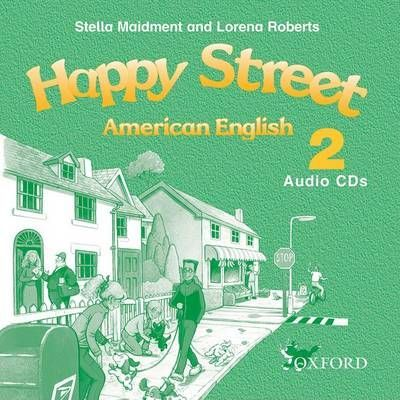 American Happy Street 2: Audio CDs (2)
