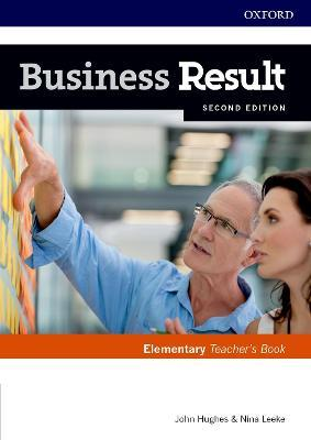 Business Result: Elementary: Teacher's Book and DVD