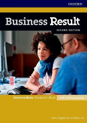Business Result: Intermediate: Student's Book with Online Practice