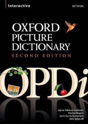 Oxford Picture Dictionary Interactive CD-ROM: Network Licence (11-20 users)