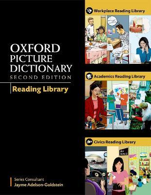Oxford Picture Dictionary Reading Library: Library Pack (9 readers)