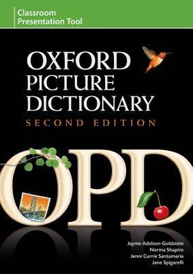 Oxford Picture Dictionary 2e Presentation Software CD-rom