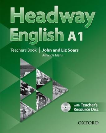 Headway English: A1 Teacher's Book Pack (DE/AT), with CD-ROM