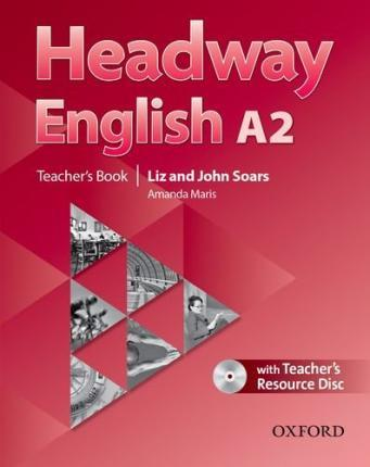Headway English: A2 Teacher's Book Pack (DE/AT), with CD-ROM