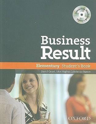 Business Result: Elementary: Student's Book Pack