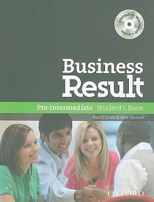 Business Result: Pre-Intermediate: Student's Book Pack