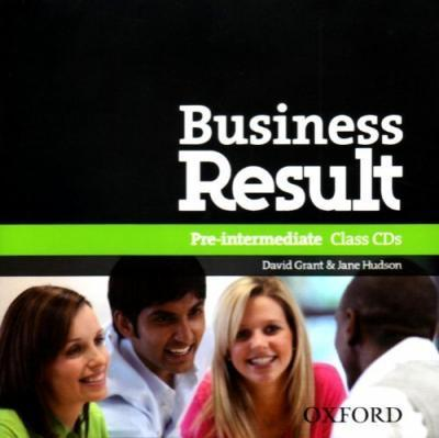 Business Result: Pre-Intermediate: Class Audio CD