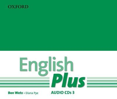 English Plus: 3: Audio CD