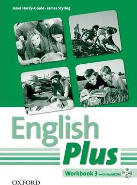 English Plus: 3: Workbook with MultiROM