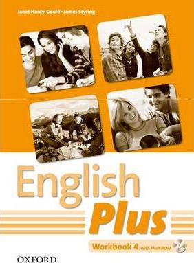 English Plus: 4: Workbook with MultiROM