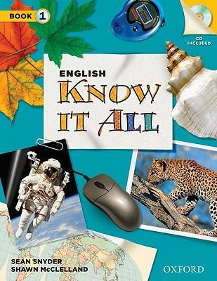 English Know It All: Student Book with CD Pack 1