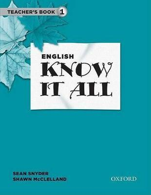 English Know It All: Teacher's Book 1
