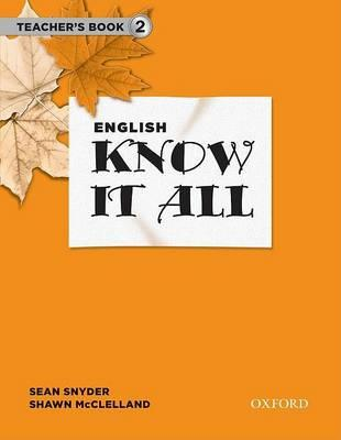 English Know it All: Teacher's Book 2