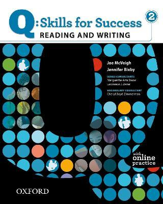 Q Skills for Success: Reading and Writing 2: Student Book with Online Practice
