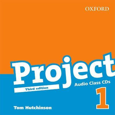 Project 1 Third Edition: Class Audio CDs (2)