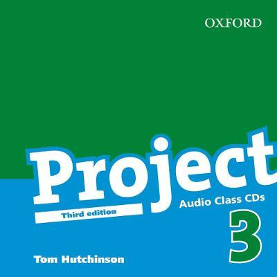 Project 3 Third Edition: Class Audio CDs (2)