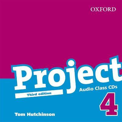 Project: Project 4 Third Edition: Class Audio CDs (2) Class Audio CDs Level 4