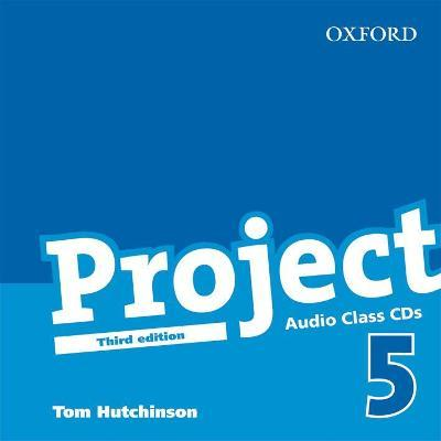 Project 5 Third Edition: Class Audio CDs (2)