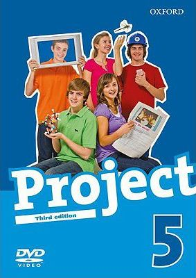 Project 5 Third Edition: Culture DVD 5
