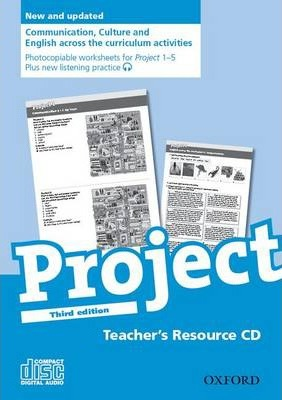Project Third Edition: 1-5: Teacher's Resource CD-ROM