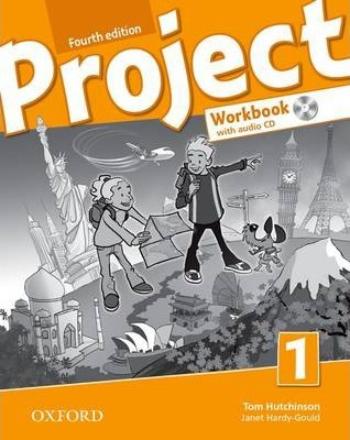 Project: 1: Workbook with Audio CD