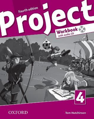 Project: Level 4: Workbook with Audio CD and Online Practice