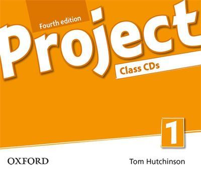 Project: Level 1: Class Audio CDs