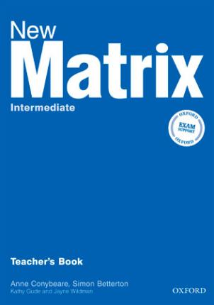 New Matrix: Intermediate: Teacher's Book