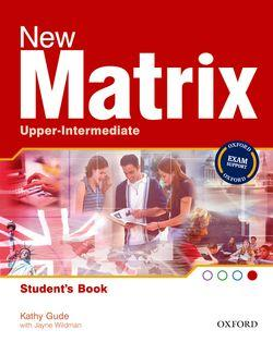 New Matrix Upper-Intermediate: Student's Book