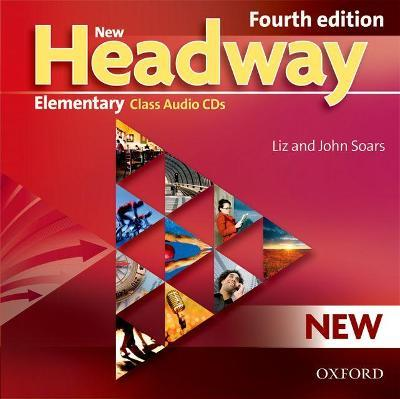 New Headway: Elementary (A1-A2): Class Audio CDs : The world's most trusted English course