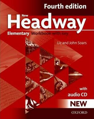 New Headway: Elementary: Workbook + With Key