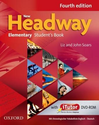 NEW HEADWAY 4E ELEMENTARY STUDENT BOOK W
