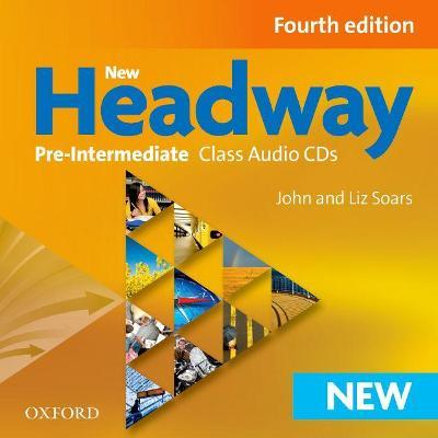 New Headway: Pre-Intermediate A2-B1: Class Audio CDs