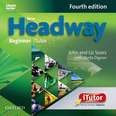 New Headway 4e Beginner Itutor DVD-rom