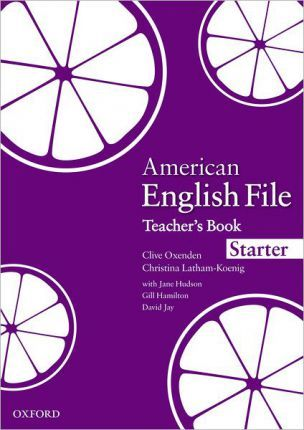 American English File Starter: Teacher's Book