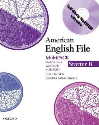 American English File Starter: MultiPack B