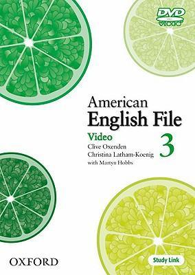 American English File Level 3: DVD