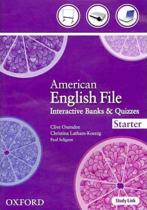American English File Starter: Teacher Presentation Tool