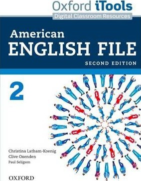 American English File: Level 2: iTools