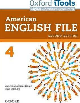 American English File: 4: iTools