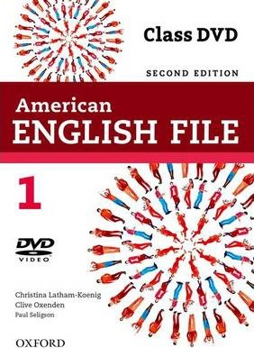 American English File: Level 1: Class DVD