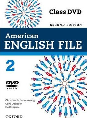 American English File: Level 2: Class DVD