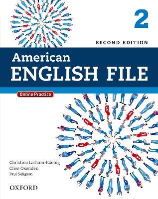 American English File: Level 2: Student Book