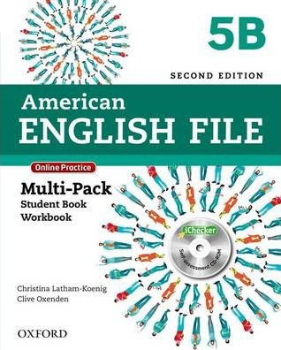 American English File: 5: Multi-Pack B with Online Practice and iChecker